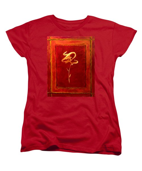 Gratitude Women's T-Shirt (Standard Cut)