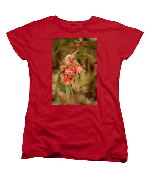 Women's T-Shirt (Standard Cut) featuring the photograph Gum Nuts 2 by Werner Padarin