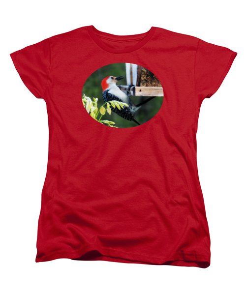 Hang In There Women's T-Shirt (Standard Cut) by Anita Faye