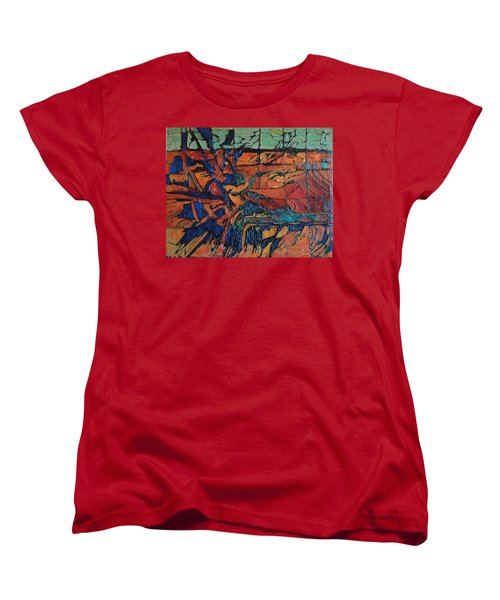 Harbingers Women's T-Shirt (Standard Cut) by Bernard Goodman