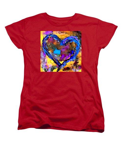 Heart No 7 Women's T-Shirt (Standard Cut)