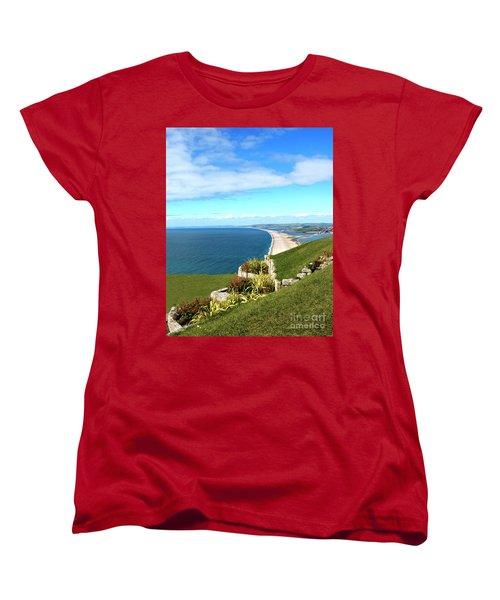 Heights Of Fortune Women's T-Shirt (Standard Cut) by Baggieoldboy