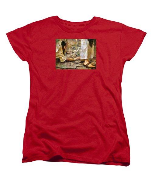 Hem Of His Garment Women's T-Shirt (Standard Cut)