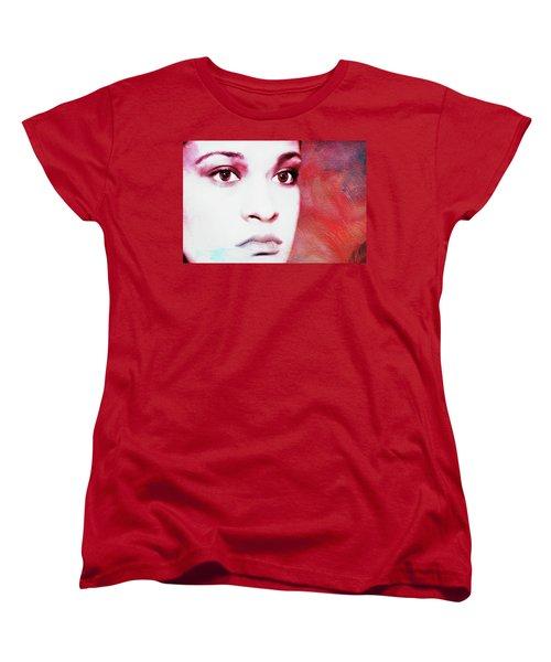 Her Soul Women's T-Shirt (Standard Cut) by Joan Bertucci