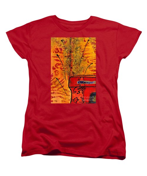 Her Vase Women's T-Shirt (Standard Cut) by Angela L Walker
