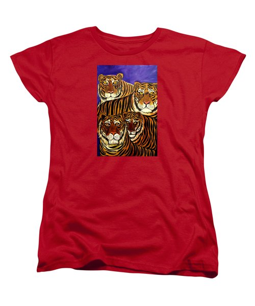 Here Today Gone Tomorrow Women's T-Shirt (Standard Cut) by Lisa Aerts