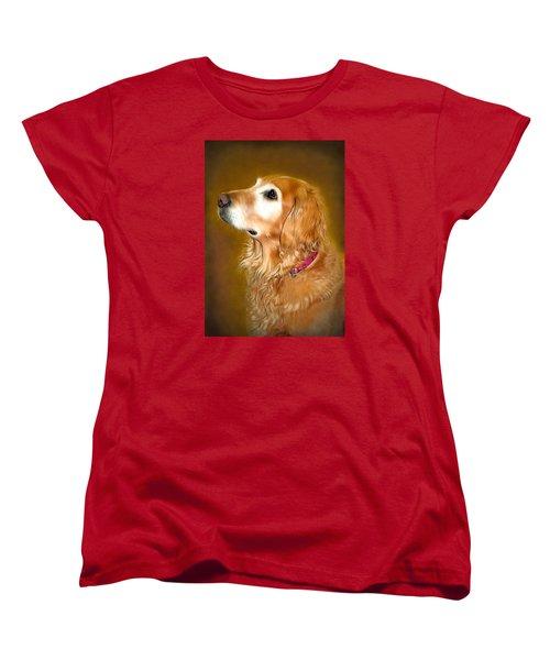 Holly Women's T-Shirt (Standard Cut) by Marion Johnson