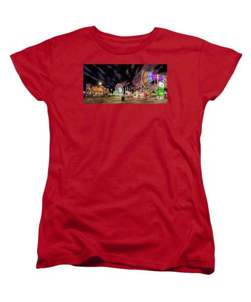 Houston Texas Live Stock Show And Rodeo #4 Women's T-Shirt (Standard Cut)