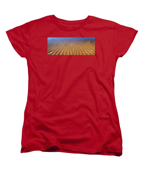 How Many Roads Must A Man Walk Down Women's T-Shirt (Standard Cut)