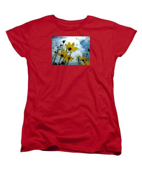How Summer Feels Women's T-Shirt (Standard Cut) by Tim Good
