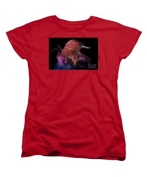 I Am Who I Am Even If I Am Different Women's T-Shirt (Standard Cut) by Sherri's Of Palm Springs