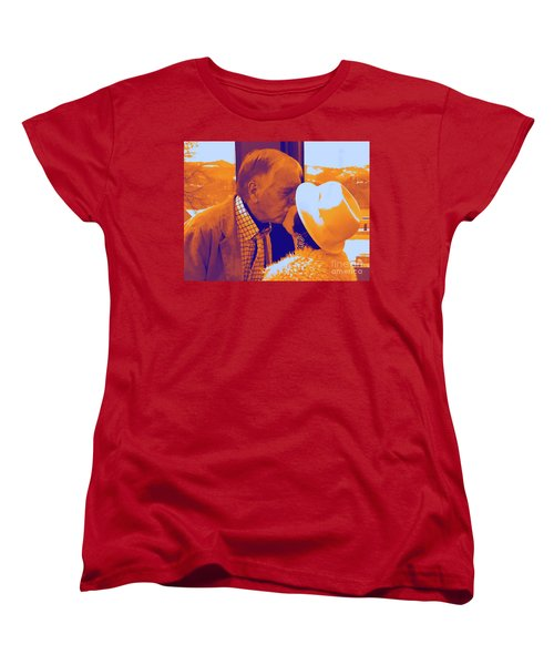 I Knew Two  Women's T-Shirt (Standard Cut) by Jesse Ciazza