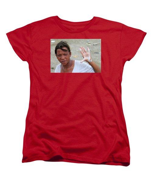 I Swear Women's T-Shirt (Standard Cut) by Jez C Self