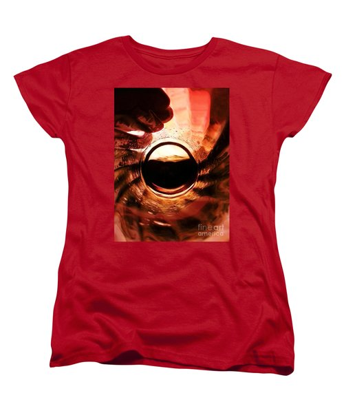 Women's T-Shirt (Standard Cut) featuring the photograph Icarus by Steed Edwards