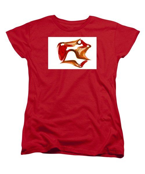 Imanination  Women's T-Shirt (Standard Cut) by Thibault Toussaint