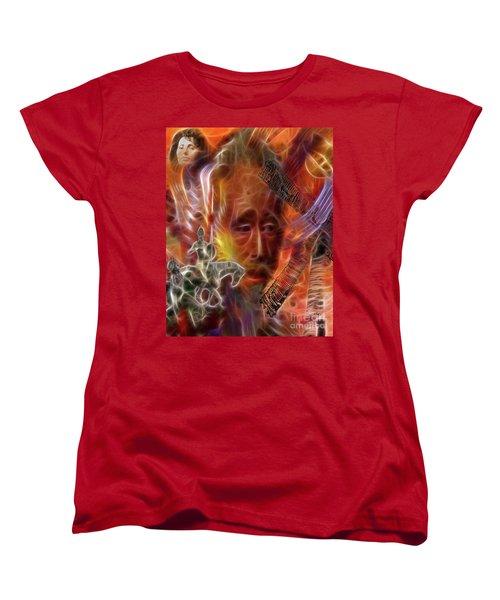 Impossible Dream Women's T-Shirt (Standard Cut) by John Robert Beck