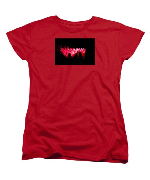 Women's T-Shirt (Standard Cut) featuring the photograph In Light There Is Hope by John Rivera