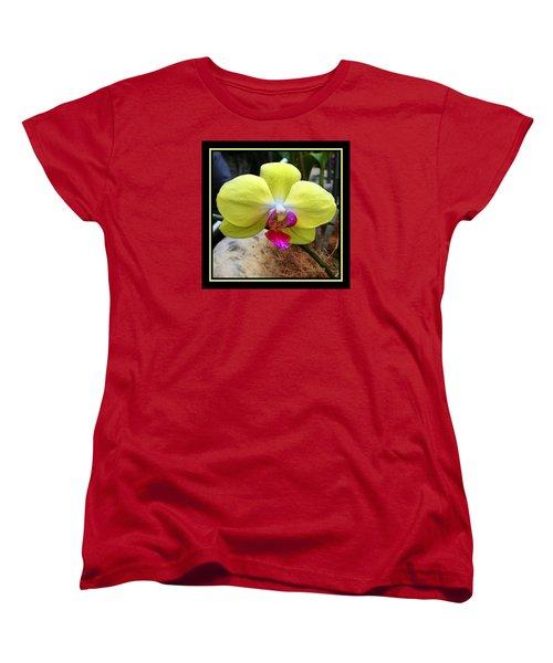 In Living Color Women's T-Shirt (Standard Cut) by Steven Lebron Langston