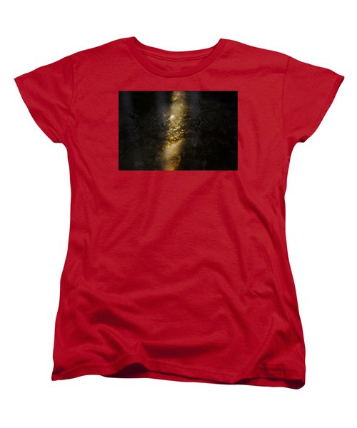 Women's T-Shirt (Standard Cut) featuring the photograph In The Light by Cendrine Marrouat