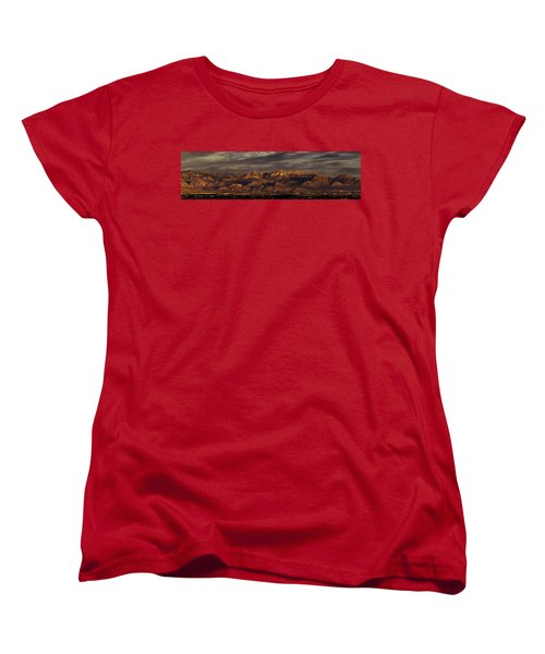 In The Morning Light Women's T-Shirt (Standard Cut) by Ed Clark