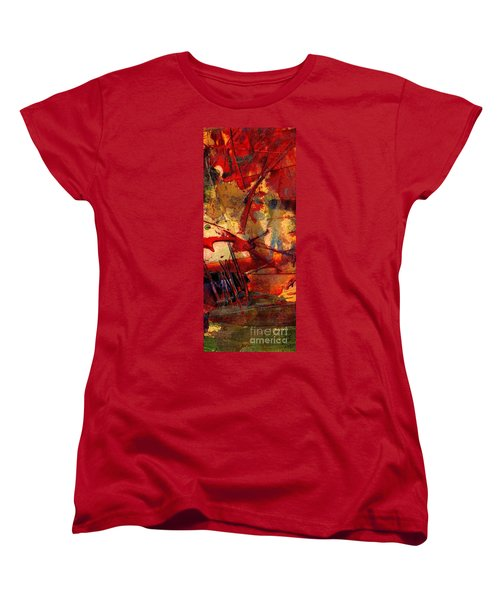 In Wisdom Valley Women's T-Shirt (Standard Cut) by Angela L Walker