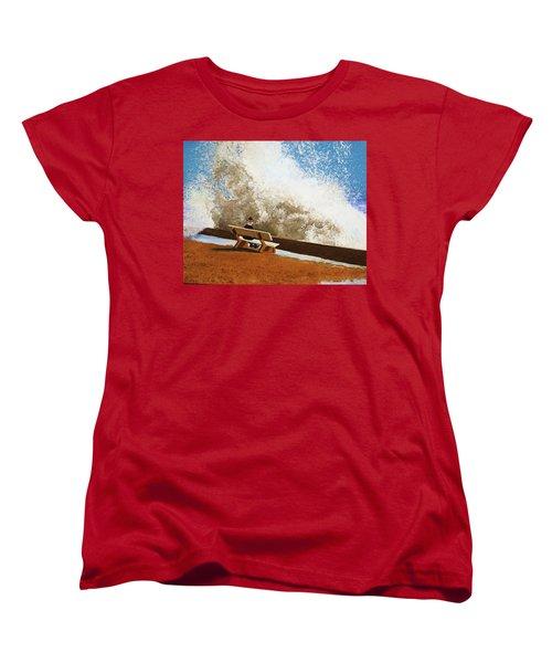 Incoming Women's T-Shirt (Standard Cut) by Thomas Blood