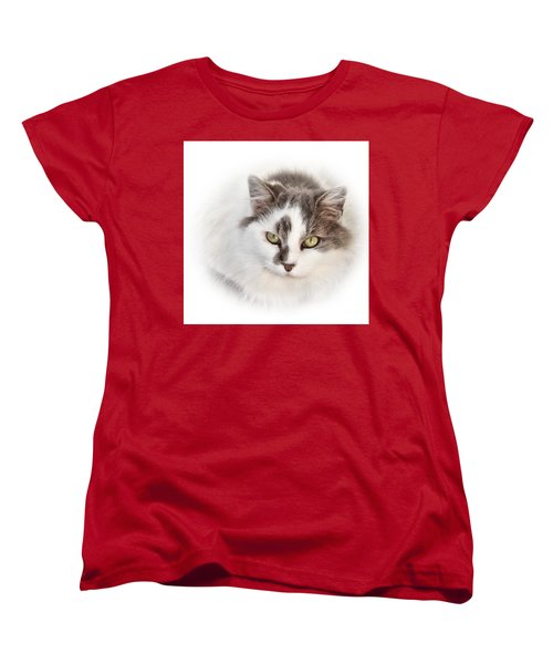 Women's T-Shirt (Standard Cut) featuring the photograph Independance by Debbie Stahre