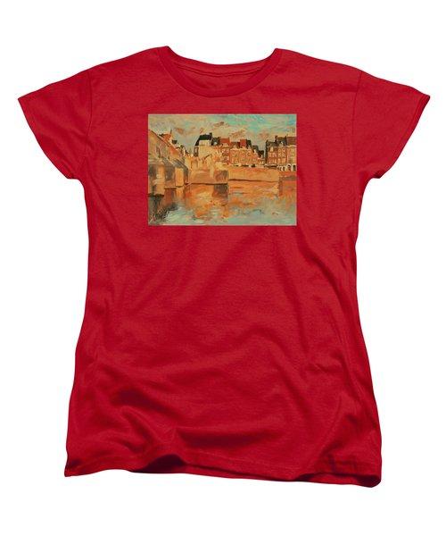 Indian Summer Light Maastricht Women's T-Shirt (Standard Fit)