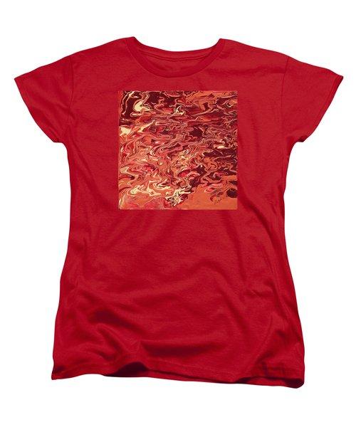 Indulgence Women's T-Shirt (Standard Cut) by Ralph White