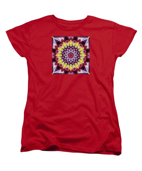Women's T-Shirt (Standard Cut) featuring the photograph Infinity by Bell And Todd