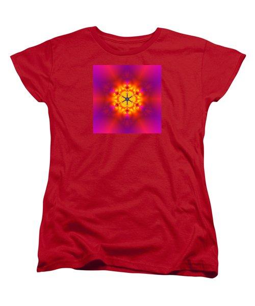 Inner Comet Women's T-Shirt (Standard Cut) by Robert Thalmeier
