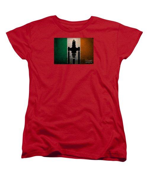 Irish Brown Coats Women's T-Shirt (Standard Cut) by Justin Moore