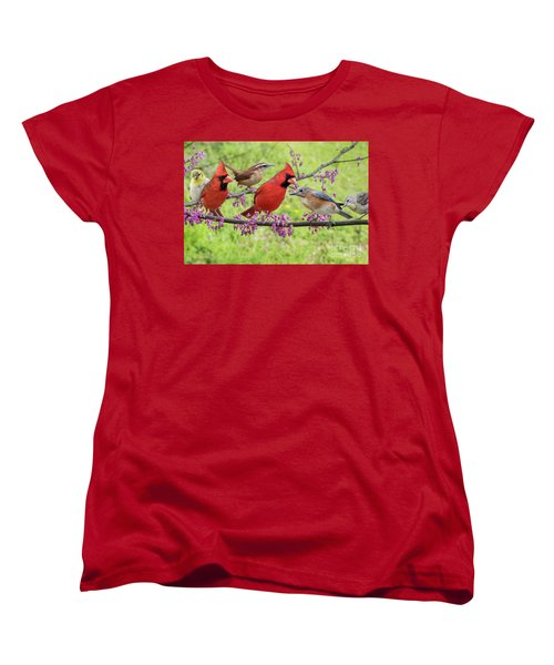 Is It Spring Yet? Women's T-Shirt (Standard Cut) by Bonnie Barry