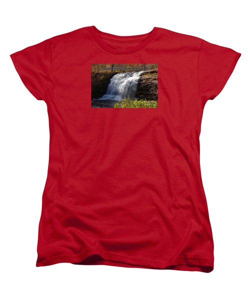 Women's T-Shirt (Standard Cut) featuring the photograph Isaiah 44 by Diane E Berry