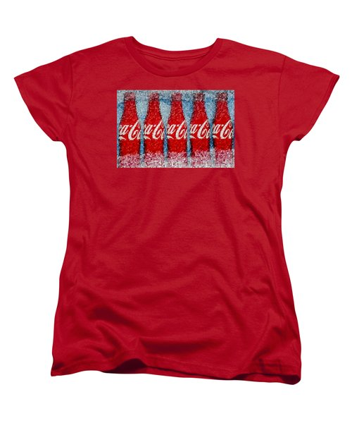 It's The Real Thing Women's T-Shirt (Standard Cut) by Susan Candelario