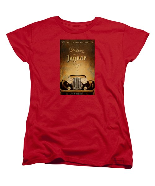 J A G Women's T-Shirt (Standard Cut)