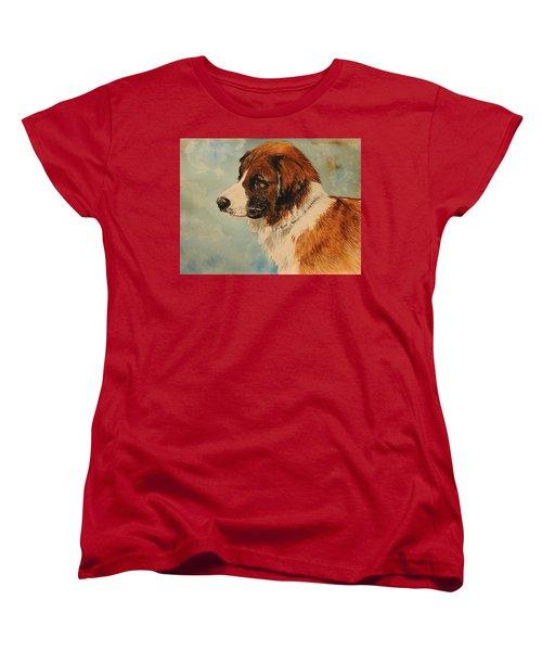 Jake Women's T-Shirt (Standard Cut) by Betty-Anne McDonald
