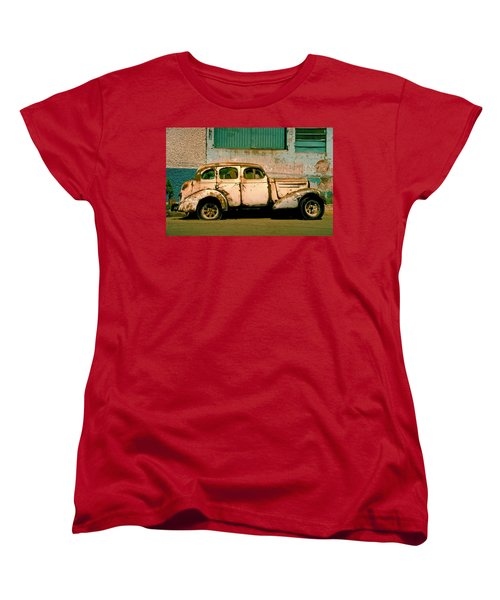 Jalopy Women's T-Shirt (Standard Cut)