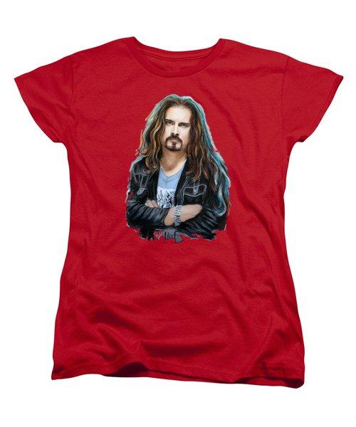 James Labrie Women's T-Shirt (Standard Cut)