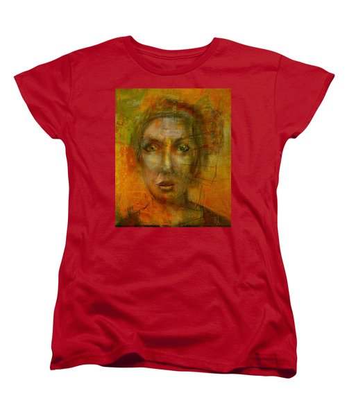 Jenny Women's T-Shirt (Standard Cut) by Jim Vance