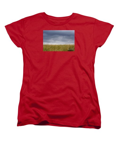 Women's T-Shirt (Standard Cut) featuring the photograph Remember When The Days Were Long by Dana DiPasquale