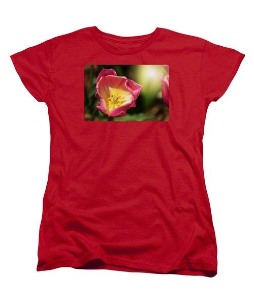 Jessica Women's T-Shirt (Standard Cut) by Trish Tritz