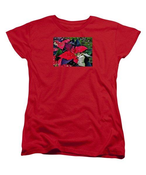 Jingle Bell Rock 2 Women's T-Shirt (Standard Cut) by VLee Watson