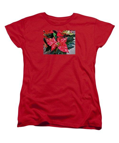 Jingle Bell Rock 3 Women's T-Shirt (Standard Cut) by VLee Watson