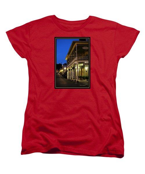 Jonesborough Tennessee 12 Women's T-Shirt (Standard Cut) by Steven Lebron Langston