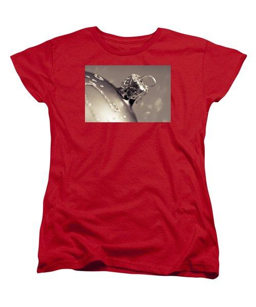 Joy Is Coming Women's T-Shirt (Standard Cut) by Yvette Van Teeffelen