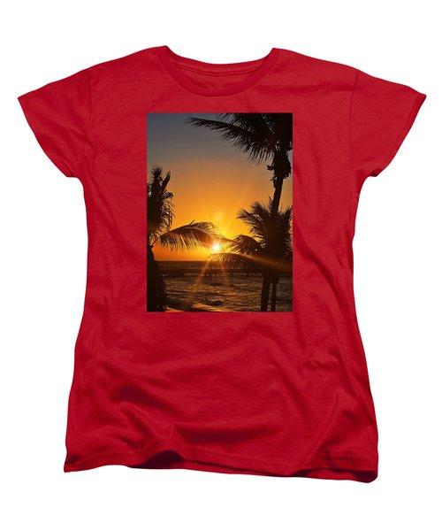 Key Art Women's T-Shirt (Standard Cut) by JAMART Photography
