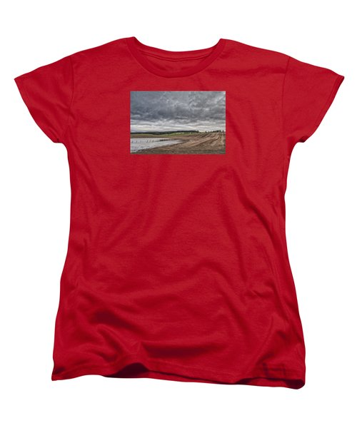 Kingdom Of Fife Women's T-Shirt (Standard Cut) by Jeremy Lavender Photography