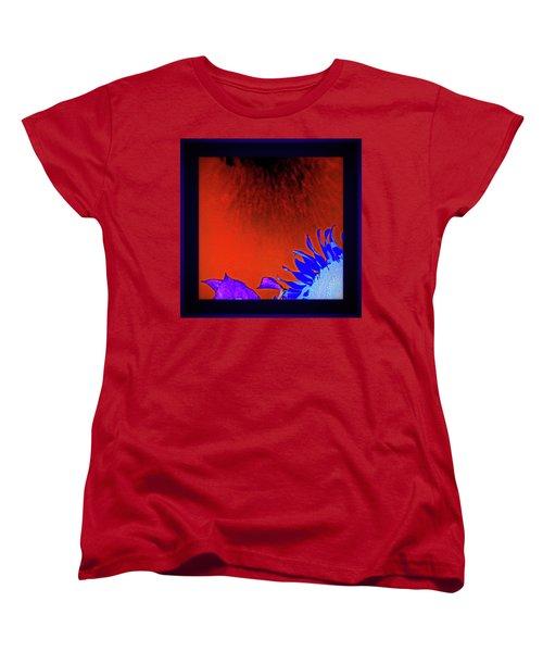 Kissed By The Sun Women's T-Shirt (Standard Cut) by Sian Lindemann