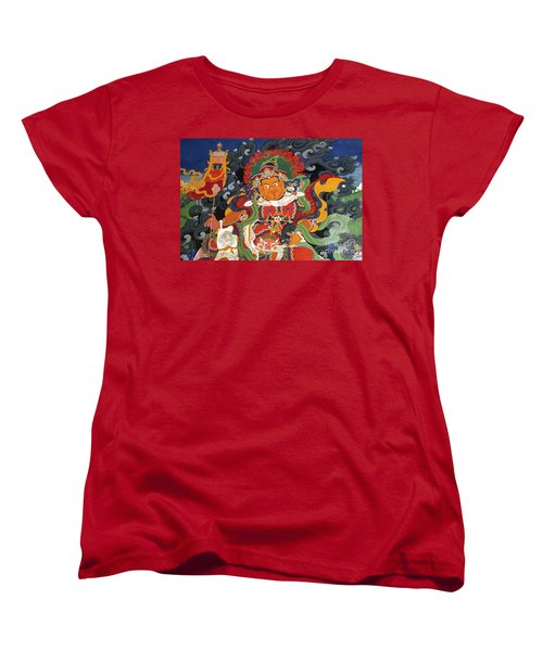 Ladakh_17-15 Women's T-Shirt (Standard Cut) by Craig Lovell